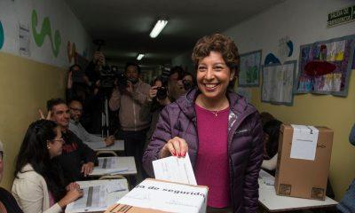 Arabela Carreras. Gobernadora de Río Negro