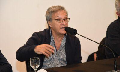 Horacio Arreceygor, secretario general del SATSAID